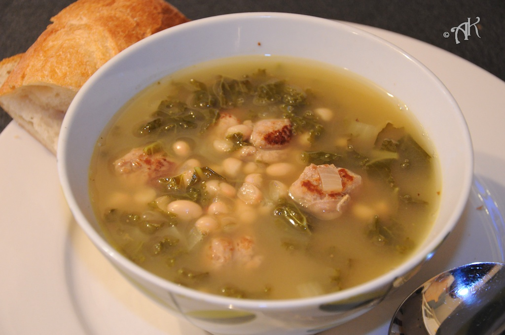 ... kale sausage potato and kale soup turkey sausage kale and white bean